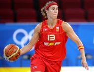 """Amaya Valdemoro: """"En baloncesto femenino ahora mismo está EEUU y luego, España"""""""