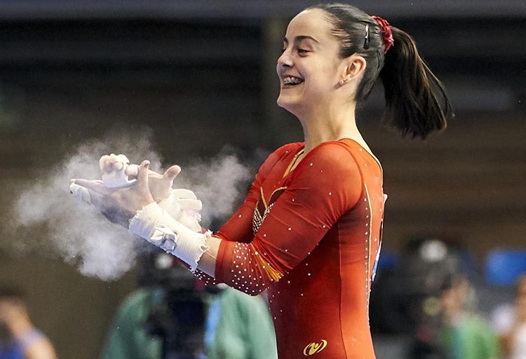 Ana Pérez. Fuente: COE