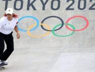 Andrea Benitez, 1ª 'skater' en participar en unos Juegos