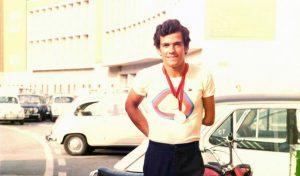 Antonio Delgado, atleta de oro y líder desde el banquillo