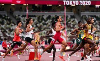 Mo Katir, a la final de 5.000 y Asier Martínez, a semifinales de 110 m vallas