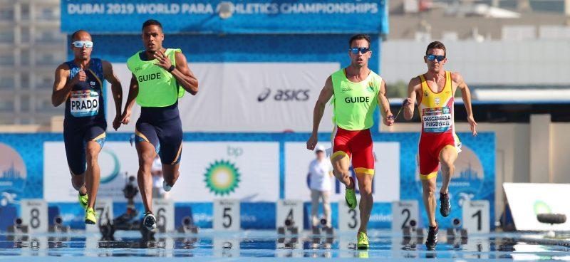 Dubai 2019 World Para Athletics Championships; United Arab Emirates, 12.11.2019. Fuente: CPE