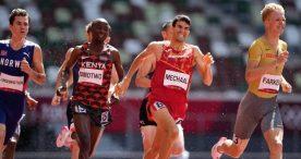 Pleno para la semifinal de 1.500 y Aauri Bokesa se clasifica para la de 400 metros