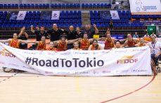 Un año de la mayor gesta de las 'guerreras' del baloncesto en silla