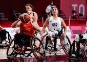 España se lleva el diploma paralímpico en baloncesto femenino
