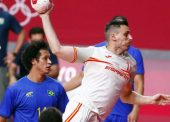 Los cuartos de final olímpicos esperan a los 'Hispanos'