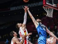España chocará con EEUU en cuartos tras perder con Eslovenia