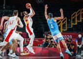 España no falla frente a Argentina (81-71)