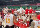 Sufrido triunfo de España ante Corea del Sur en el estreno del baloncesto en silla en Tokio