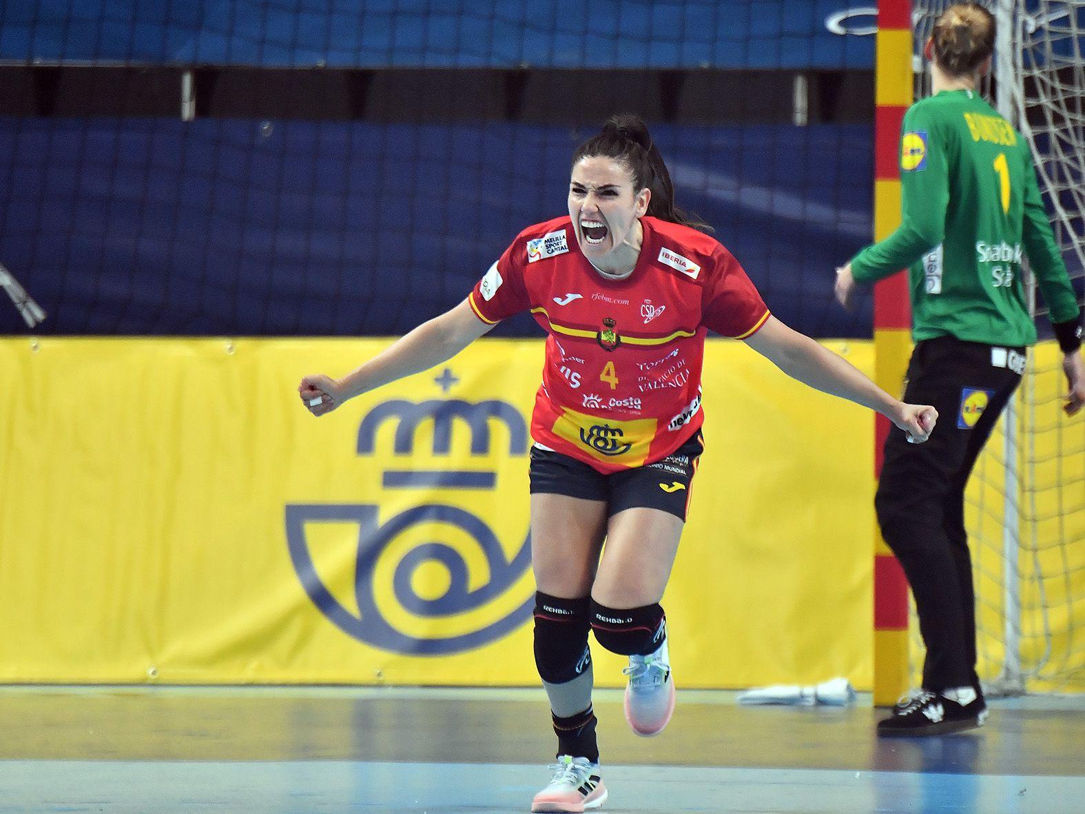 Carmen Martín. Fuente: RFEBM/ J.L. Recio.