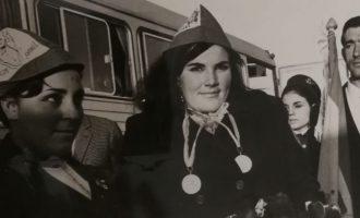 Carmen Riu, la primera medallista paralímpica española