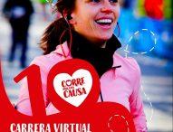 La Carrera Solidaria de Entreculturas celebra su 10º aniversario en formato virtual