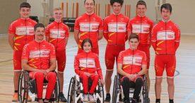 Puesta a punto de las jóvenes promesas del ciclismo adaptado