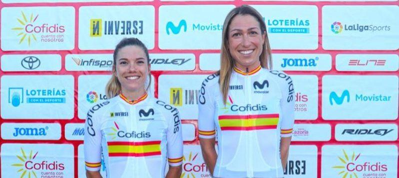 Ane Santesteban y Mavi García. Fuente: COE