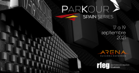 Nace el primer Parkour Spain Series 2021