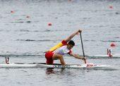 """David Cal: """"Quién mejor que Craviotto para bajarme de lo más alto del podio olímpico"""