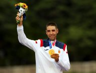 David Valero, bronce olímpico