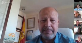 "Javier Imbroda: ""El hospital de campaña de Carranque se va a mantener hasta febrero de 2021"""