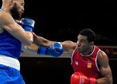 Enmanuel Reyes Pla deja KO al subcampeón olímpico