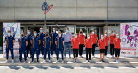 La gimnasia artística española, hacia la conquista de Tokio