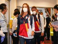 El Equipo Olímpico Español ya está en Tokio