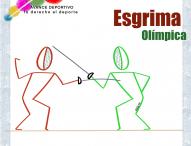 🤺 Esgrima olímpica