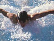 Eugenio Jiménez, el 'Tarzán' de la piscina que siempre creyó en sí mismo