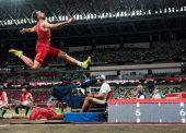 Eusebio Cáceres disputará su primera final olímpica