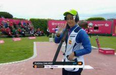 Fátima Gálvez, bronce en la prueba de Copa del Mundo en Lonato