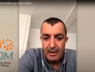"""Javier Guillén: """"No sabemos si va a haber vuelta"""""""