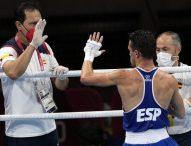 Gabriel Escobar se queda fuera de la pelea por las medallas