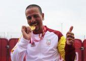 Oro para Sergio Garrote en contrarreloj