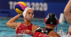 2ª victoria para el waterpolo femenino español en Tokio