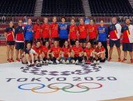 Las 'Guerreras' empiezan su andadura olímpica con derrota