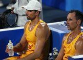 Pablo Herrera y Adrián Gavira siguen en la competición olímpica