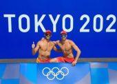 Pablo Herrera y Adrián Gavira tropiezan en su debut olímpico