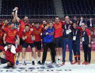 Los 'Hispanos' pelearán por las medallas