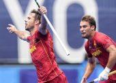 Los 'Redsticks' se meten en cuartos de final en el último minuto
