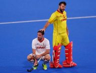 Los 'Redsticks' se despiden de Tokio tras caer en cuartos de final ante Bélgica