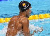 Hugo González, Nicolás García y Jessica Vall, a semifinales en natación