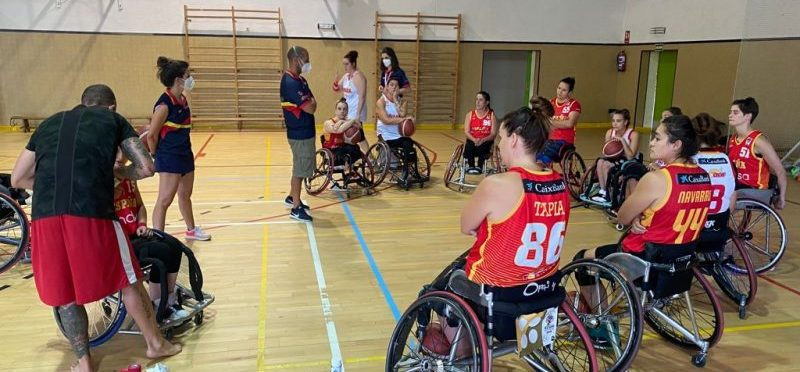 Paralímpicos españoles. Fuente: CPE