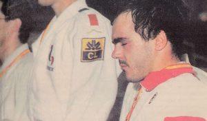Juan Damián Matos, un 'ippon' a la oscuridad