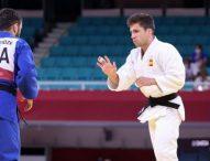 Los judocas Alberto Gaitero y Ana Pérez caen en primera ronda