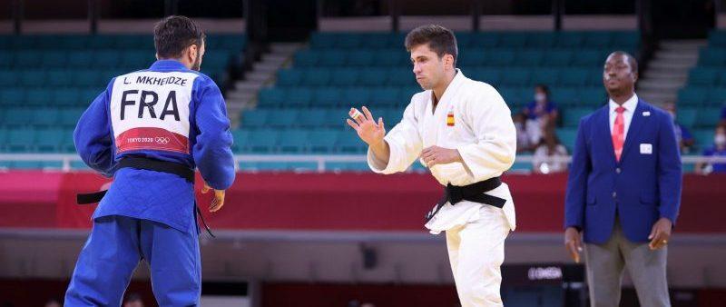Judo español. Fuente: COE