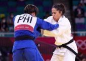 Cristina Cabaña, eliminada de Tokyo 2020 en octavos de final