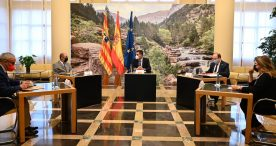 Avanza la candidatura para los Juegos de Invierno de 2030 en el Pirineo