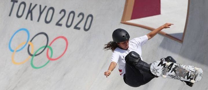 Julia Benedetti. Fuente: Getty Images