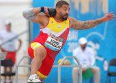 Kim López, campeón europeo con récord del mundo