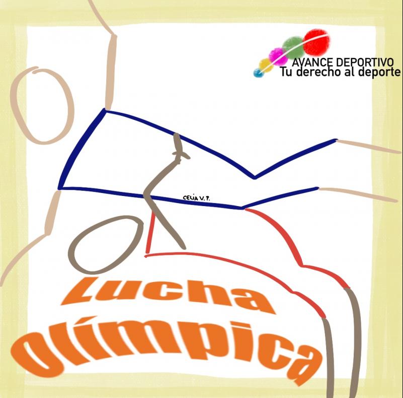 🤼♂ Lucha olímpica