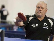 Manuel Robles, la tenaz pala que abrió camino en el tenis de mesa